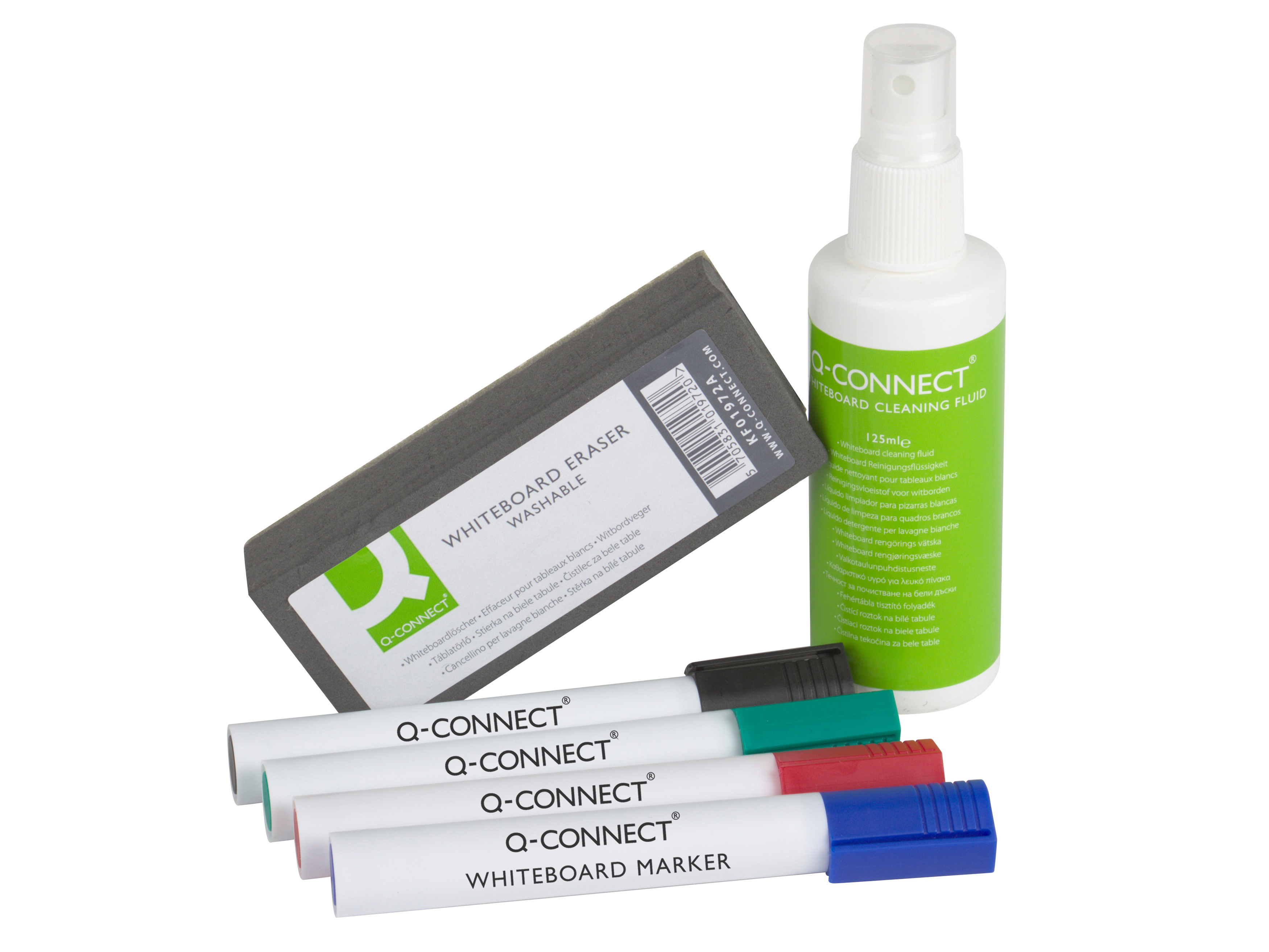 how to clean whiteboard eraser